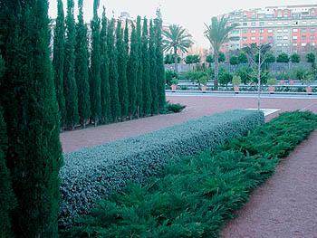 Via 02p 064 jard n de las hesperides valencia for Jardin de las hesperides valencia