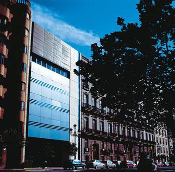 12 104 nueva sede del ilustre colegio de abogados de valencia - Aparejadores valencia ...