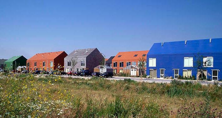 Cuaderno de apuntes la arquitectura holandesa algunas for Arquitectura holandesa