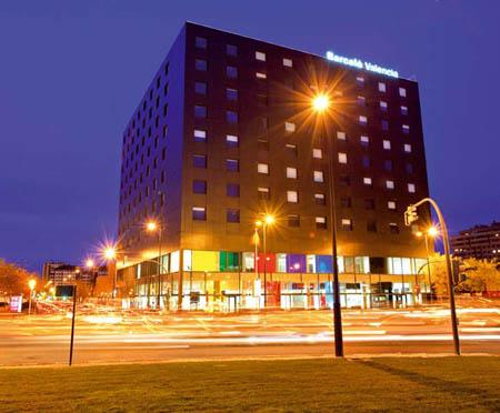 Arav 07 hotel barcel valencia - Arquitecto tecnico valencia ...