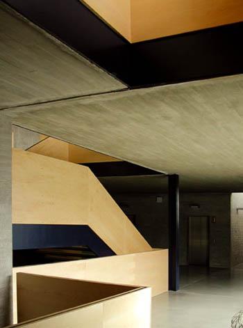 Arav 07 edificio conservatorio profesional de m sica cullera - Busco arquitecto tecnico ...