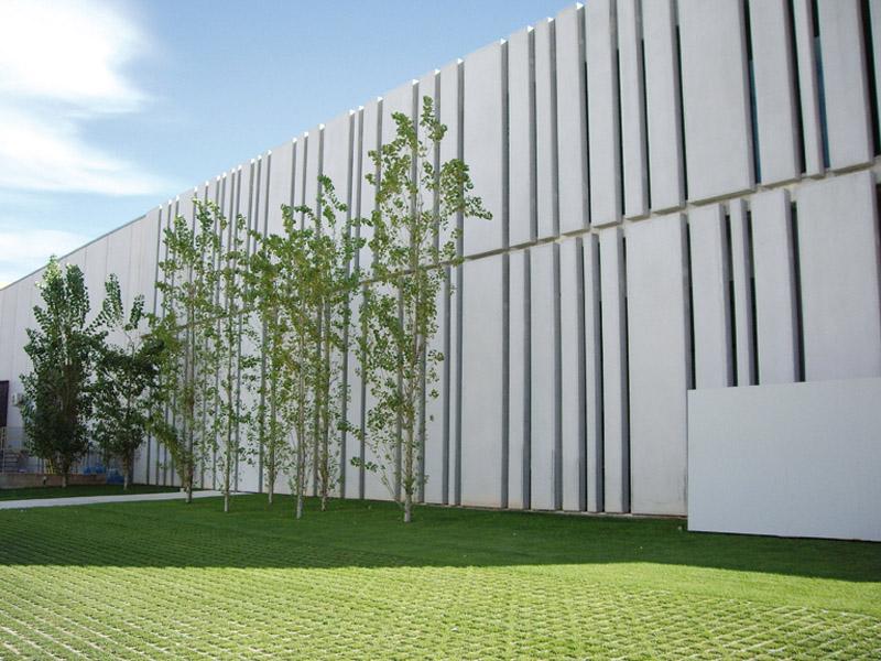 Ara 07 acondicionamiento de nave industrial para oficinas for Diseno oficinas industriales