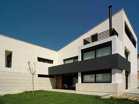 Arac 07 vivienda unifamiliar aislada nules for Viviendas unifamiliares modernas